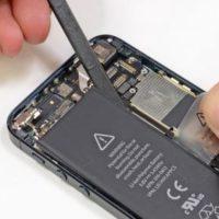 iPhone 5C не заряжается