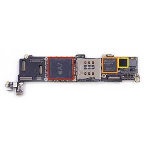 Восстановление внутренних элементов по цепи питания на материнской плате iPhone 5C