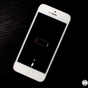 iPhone 5S не заряжается