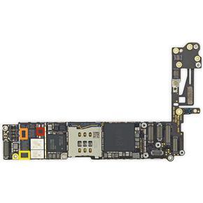 Восстановление внутренних элементов по цепи питания на материнской плате iPhone 6
