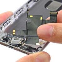 Восстановление микросхемы контролера питания iPhone 7 Plus
