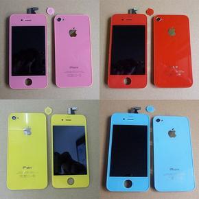 Замена корпуса iPhone 4 на корпус другого цвета