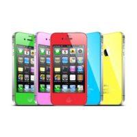 Замена корпуса iPhone 4S на корпус другого цвета