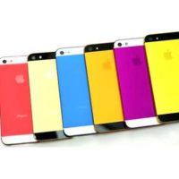 Поменять цвет iPhone 5