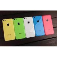 Замена корпуса iPhone 5C на корпус другого цвета