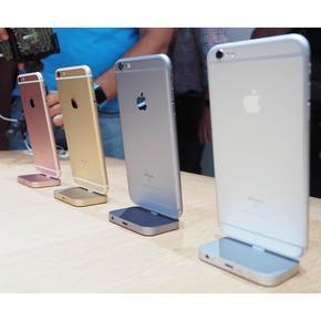 Поменять цвет iPhone 6