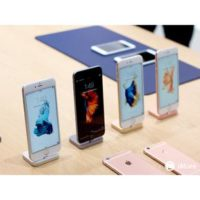 Поменять цвет iPhone 6S Plus