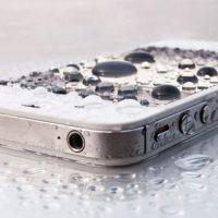 Восстановление после попадания влаги iPhone 4
