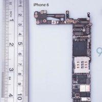 Восстановление или замена компонентов платы iPhone 6