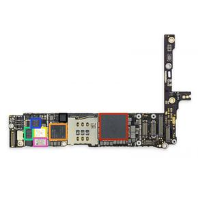 Восстановление или замена компонентов платы iPhone 6S Plus