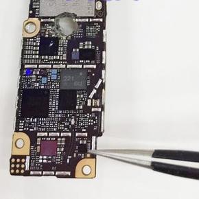 Восстановление или замена компонентов платы iPhone 6S