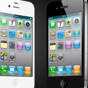Сброс iPhone 4
