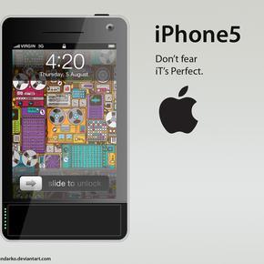 Сброс iPhone 5