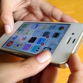 Сброс iPhone 5S