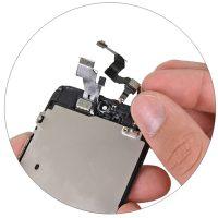 Замена датчика приближения iPhone 5