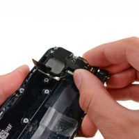 Замена сим коннектора iPhone 5C