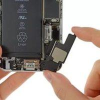 Замена динамика iPhone 6 Plus