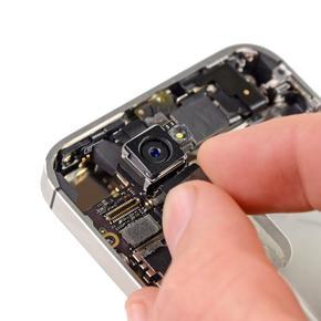 Замена камеры iPhone 4