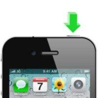 Замена кнопки включения iPhone 4