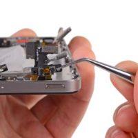 Замена кнопки включения iPhone 6