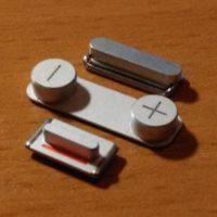 Замена кнопок iPhone 5C