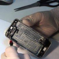 Восстановление (ремонт) кнопок iPhone 5S