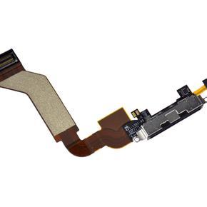 Замена нижнего шлейфа с разъемом зарядного устройства iPhone 4S