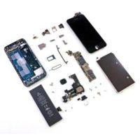 Замена микросхемы, отвечающей за распределение звука iPhone 5