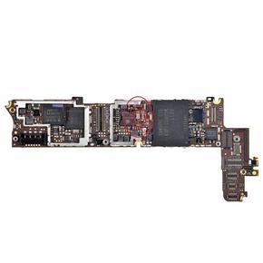 Замена звуковой микросхемы iPhone 5S