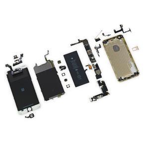 Замена микросхемы, отвечающей за распределение звука iPhone 6S Plus