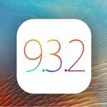 Apple выпустила новую версию iOS 9.3.2 для iPhone и iPad