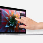 Apple запатентовала MacBook с сенсорным экраном