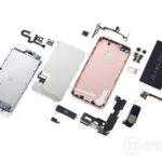 Ремонт iPhone 7 — iFixIt оценили ремонтопригодность нового айфона