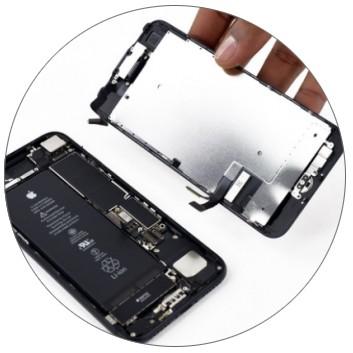 Замена дисплейного модуля iPhone 7