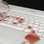 Что делать, если на MacBook пролили кофе, чай, воду или другую жидкость