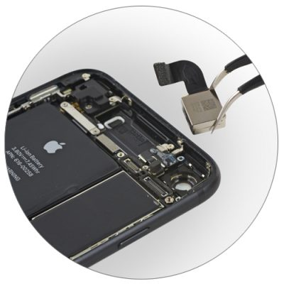 Замена камеры на iPhone 7