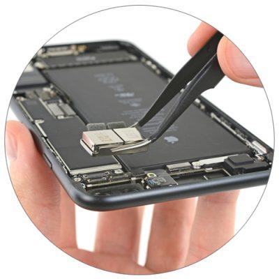 Замена камеры на iPhone 7 Plus