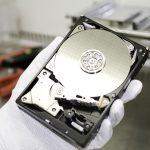 Восстановление данных жесткого диска