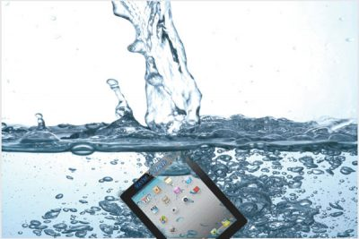 Ремонт после попадания жидкостей iPad Air 2