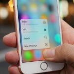 В iOS 11 наблюдается отказ работы тачскрина iPhone