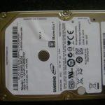 Восстановление данных с жесткого диска Transcend