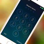 Как снять пароль с айфона
