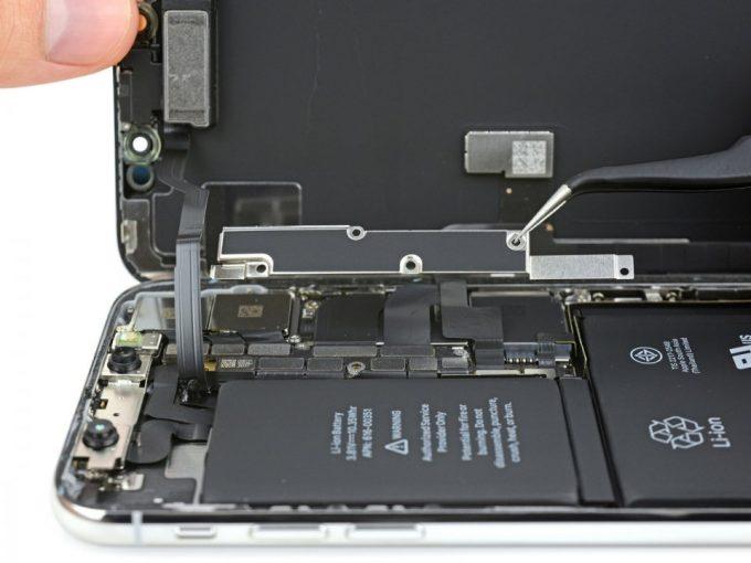 Официальная замена экрана iPhone