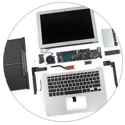 Диагностика неисправностей MacBook, iMac