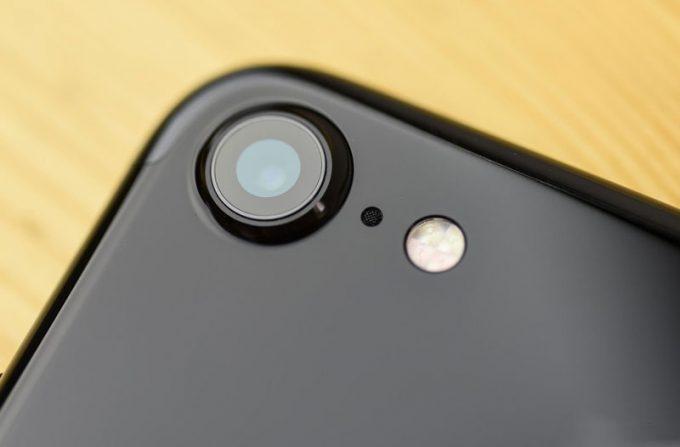 Не работает камера на айфоне