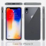 Производитель аксессуаров раскрыл дизайн iPhone 9