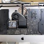Замена жесткого диска iMac