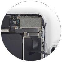 Замена шлейфа кнопок громкости и вибро iPhone 8 Plus