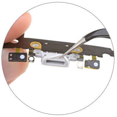 Замена нижнего шлейфа iPhone 8 Plus
