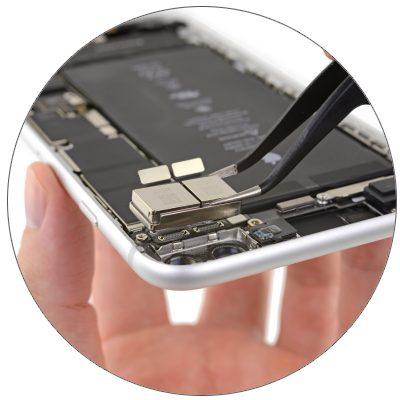 Замена камеры на iPhone 8 Plus